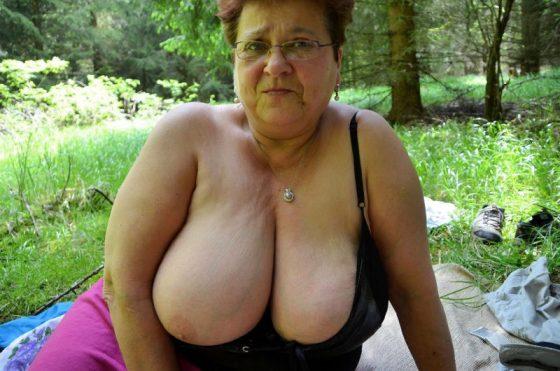 Outdoorsex am Wochenende